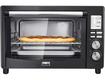 $50 off Bella Pro Series 6-Slice Toaster Oven