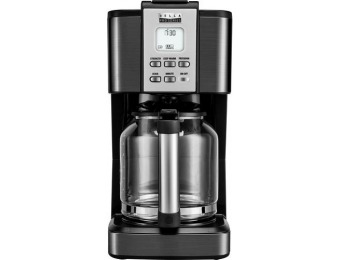 58% off Bella Pro Series 14-Cup Coffeemaker