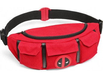 52% off Marvel Deadpool Fanny Pack