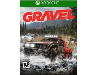 78% off Gravel Standard Edition - Xbox One