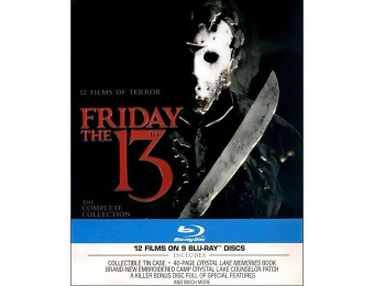 $20 off Friday The 13th: Complete Collection (Blu-ray)