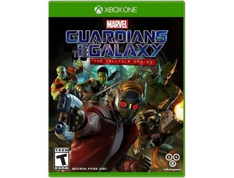 62% off Guardians of the Galaxy: Telltale - Xbox One