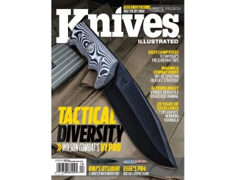 71% off Knives Illustrated (Digital) Magazine