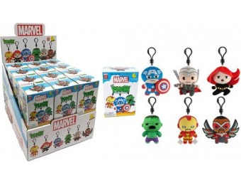 50% off Original Minis Plush Clip-On's Marvel Figure