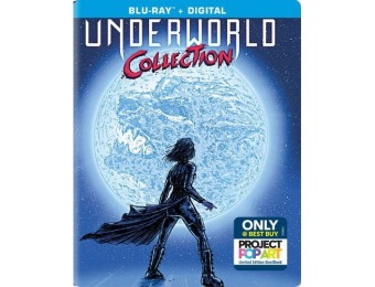$20 off Underworld 5 Movie Gift Set [SteelBook] Blu-ray