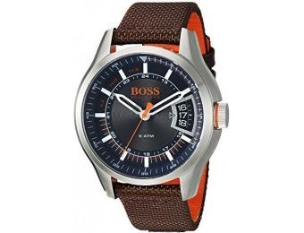 53% off HUGO BOSS Men's 'HONG KONG SPORT' Quartz Watch