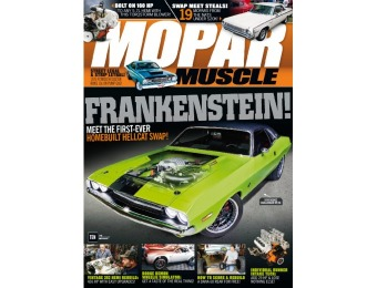 90% off Mopar Muscle (Digital) Magazine