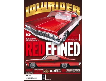 95% off Lowrider (Digital) Magazine