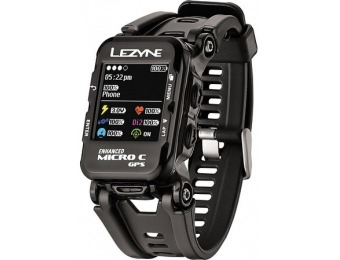 $50 off Lezyne GPS Watch Heart Rate Bundle