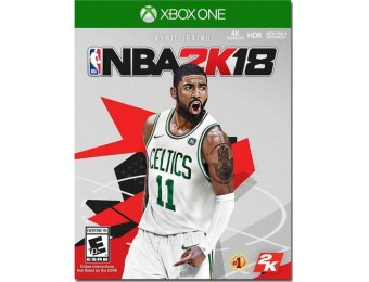 $25 off NBA 2K18 - Xbox One
