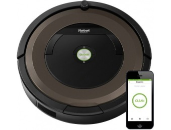 $100 off iRobot Roomba 890 Wi-Fi Connected Vacuuming Robot