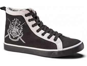 53% off Harry Potter Hogwarts High-Top Sneakers