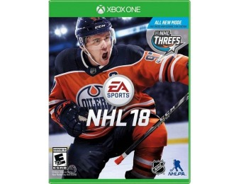 50% off NHL 18 - Xbox One