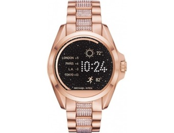 $166 off Michael Kors Access BRADSHAW Smartwatch