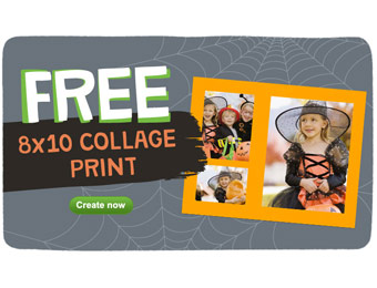 Get a Free 8x10 Collage Print at Walgreens