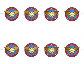 77% off Wonder Woman Fairy String Lights