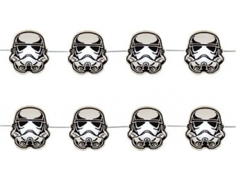 77% off Star Wars Stormtrooper Fairy String Lights