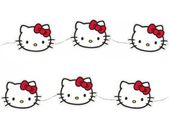 77% off Hello Kitty Fairy String Lights