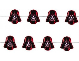 77% off Star Wars Darth Vader Fairy String Lights