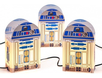91% off Star Wars R2-D2 Luminary Lighted Outdoor Décor