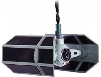 83% off Star Wars TIE Fighter String Light
