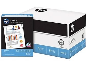 "59% off HP Office Paper Case HPC8511, 8.5"" x 11"" 5000 Sheets"