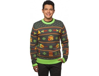 50% off The Legend of Zelda Holiday Sweater