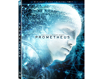 76% off Prometheus (Blu-ray + DVD + Digital Copy)