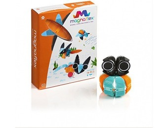 73% off WowWee Magnaflex Flexible Magnetic Construction Kit
