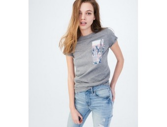 71% off Aeropostale Free State NYC Photo Graphic Tee