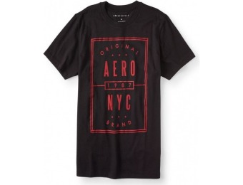 67% off Aeropostale Original Aero Nyc Graphic Tee