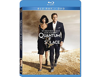 60% off Quantum of Solace (Blu-Ray + DVD Combo)