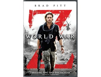 67% off World War Z (DVD)
