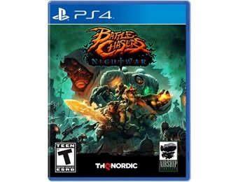 37% off Battle Chasers: Nightwar - PlayStation 4