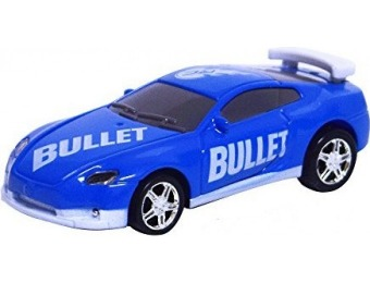 86% off As Seen on TV RC Pocket Racers Bullet Blue