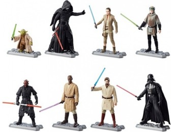 50% off Star Wars Era of the Force Figure 8pk