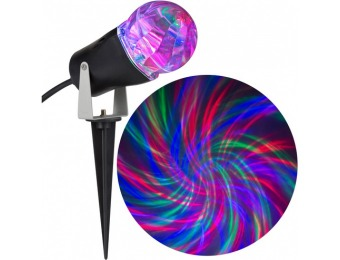 85% off Swirling LED Kaleidoscope Christmas Outdoor Projector