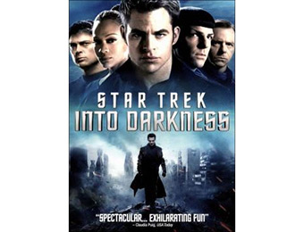 67% off Star Trek Into Darkness (DVD)