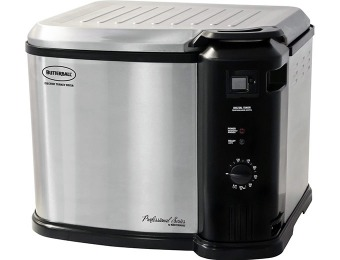$111 off Butterball Digital Electric Stainless Extra-Large Turkey Fryer