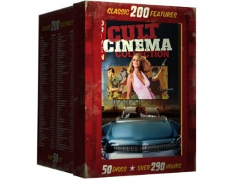 70% off Drive-In Cult Cinema Collection: Classic 200 (DVD)