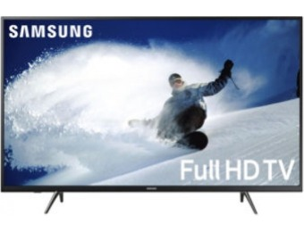 "$200 off Samsung 43"" LED 1080p Smart HDTV"