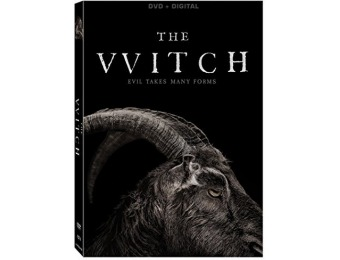 75% off The Witch (DVD + Digital)
