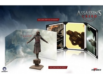 63% off Assassin's Creed Collector's Edition Statue