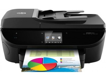 75% off HP ENVY 7643 Wireless All-In-One Instant Ink Ready Printer