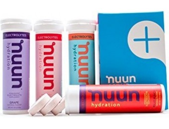 50% off Nuun Hydration: Electrolyte Drink Tablets for Exercise & More