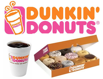 $10 Dunkin' Donuts Gift Card for $6