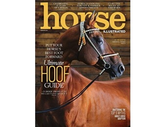 86% off Horse Illustrated Magazine (1 Year Subscription)