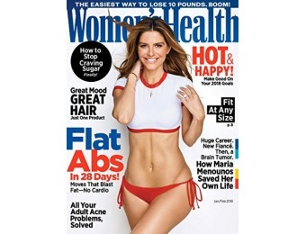 80% off Women's Health Magazine Subscription