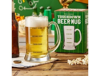 75% off Touchdown Beer Mug