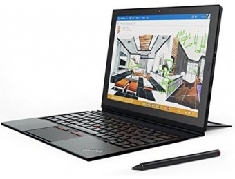 "$700 off Lenovo ThinkPad X1 Tablet, 12"" Full-HD+ IPS Touchscreen"